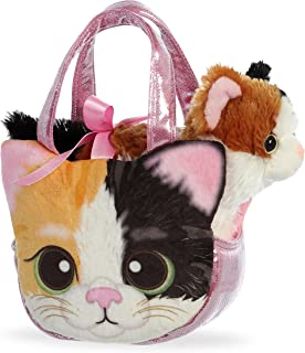 Aurora World Fancy Pals Purse Pet Carrier Esmeralda Kitty