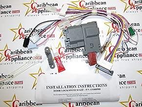 137523400 Washer Door Lock Assembly Genuine Original Equipment Manufacturer (OEM) Part