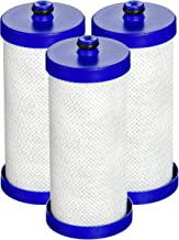 Waterdrop WF1CB Refrigerator Water Filter Replacement for WF1CB, WFCB, RG100, NGRG2000, WF284, 9910, 469906, 469910, 3 filters
