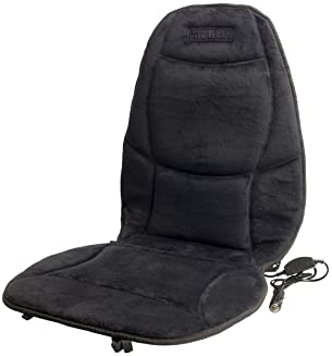 USB Chair Warmer 12V Heated Seat Cover Separated Tab Nonslip Heated Warm Chair Pad Big Ant Heated Seat Cushion Black Universal Fit for Auto Supplies Home Office