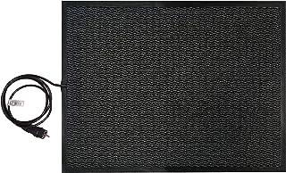 En rojo de calefacción sistemas, a prueba de alfombra calefactora 60 x 80 cm, 140 W, 70125