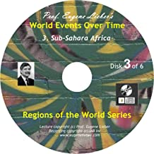 Regions of the Worlds Series: Sub-Sahara Africa; World Events Over Time Collection