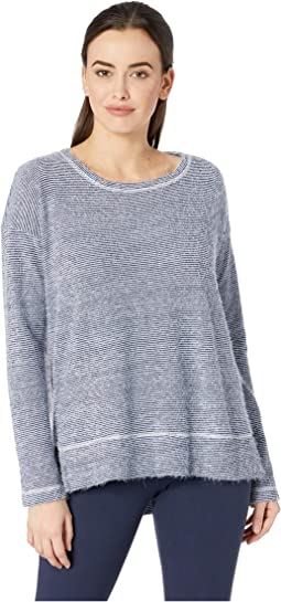 Boxy Drop Shoulder Sweater