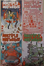 MULTIPLE WARHEADS ALPHABET TO INFINITY 1 - 4 COMPLETE SERIES