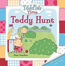 Toddler Time Teddy Hunt