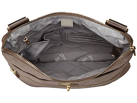Clearance New Styles Discount Store Baggallini Gold Hanover Crossbody Portobello Exclusive Sale Online Limited Edition Exclusive Cheap Price BPyeD