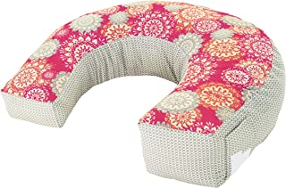 Fisher-Price Perfect Position 4-in-1 Nursing Pillow Cover, Jamaica rosado