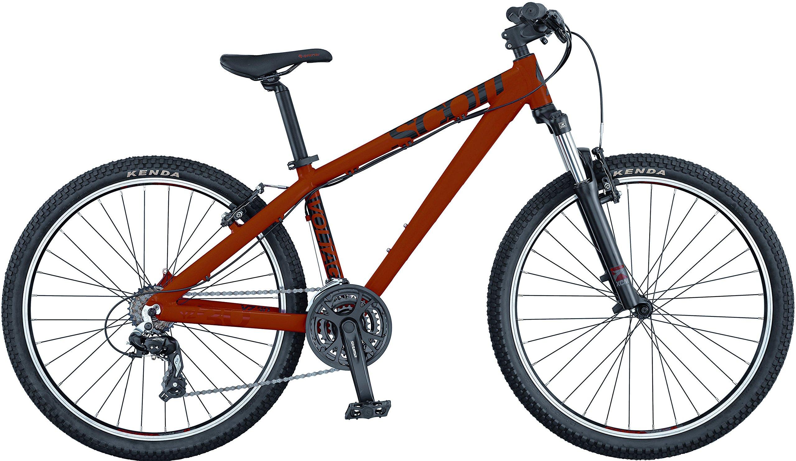 Scott Dirt Bike, rojo: Amazon.es: Deportes y aire libre