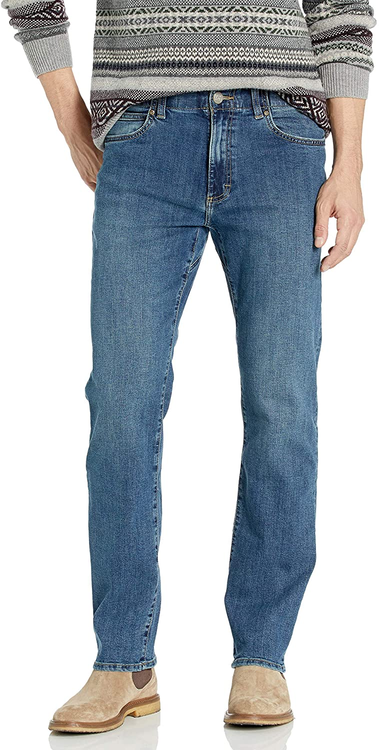 LEE Sale price Men's Performance Series Extreme Regular Jean Fit New products world's highest quality popular Motion