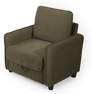 Amazon.com: Sillones reclinables de tela ajustable, sofá ...