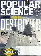 Popular Science Magazine October 2012 (Vol.281 No.4)