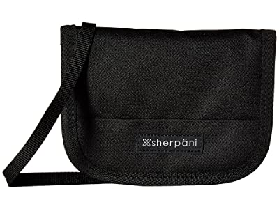 Sherpani Zoe (Raven) Cross Body Handbags