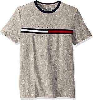 Men Regular Short Sleeve Logo T-Shirt