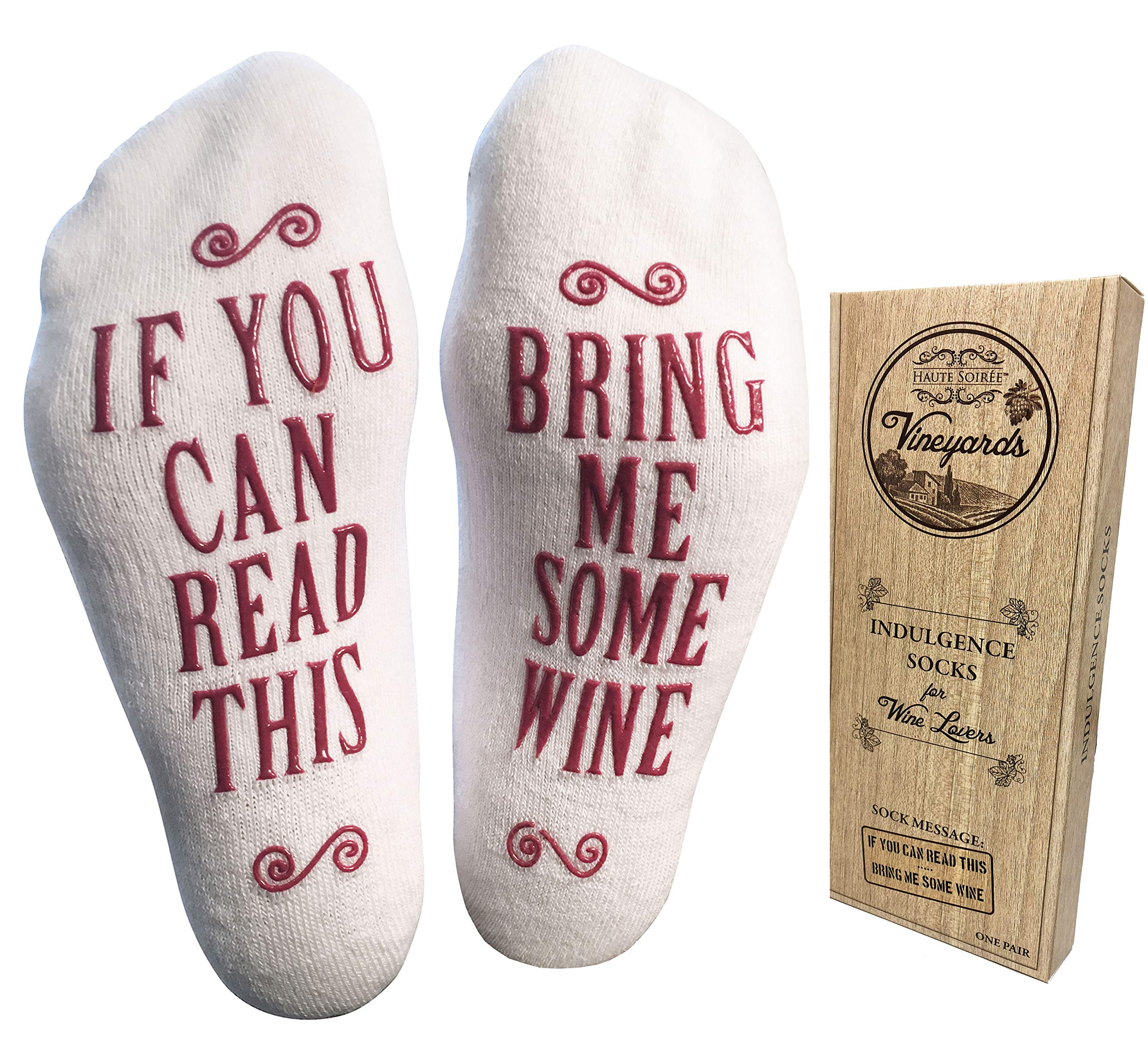 Luxury Combed Cotton  Bring Me Some Wine  Socks - Perfect Hostess or Housewarming Gift  sc 1 st  Amazon UK & Gifts for Her Under 10 Pounds: Amazon.co.uk