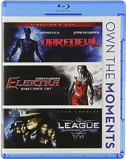 Daredevil / Elektra / League of Extraordinary