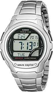 "Casio Men's WV58DA-1AV ""Waveceptor"" Atomic Sport Watch"