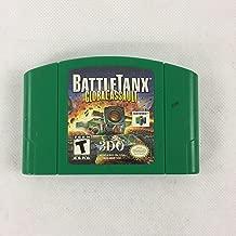 n64 tank game