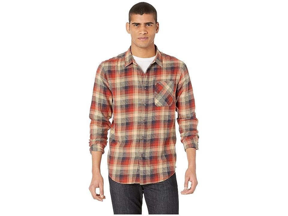 Billabong Freemont Flannel (Khaki) Men