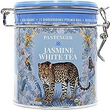 Sponsored Ad - Dragon Pearl Jasmine Tea. White Jasmine Tea Bags -15 XL Pyramid Sachets, Up To 35 Infusions- USDA Organic J...