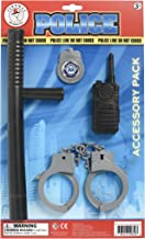 Aeromax Police Officer Accessory Set