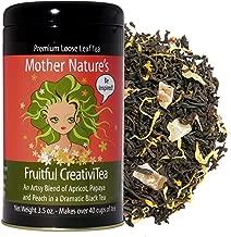 Mother Nature's Fruitful CreativiTea (Apricot, Papaya and Peach Black Tea)