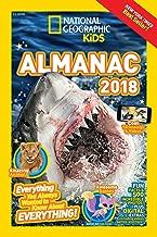 National Geographic Kids Almanac 2018 (National Geographic Almanacs)