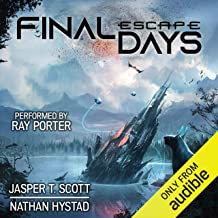 Final Days: Escape: Final Days, Book 3