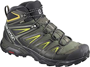 Salomon X Ultra 3 Mid GORE-TEX Men's Wide Hiking Boots