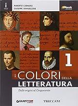 Permalink to Colori della letteratura. Con Quaderno-Divina Commedia. Per le Scuole superiori. Con e-book. Con espansione online: 1 PDF