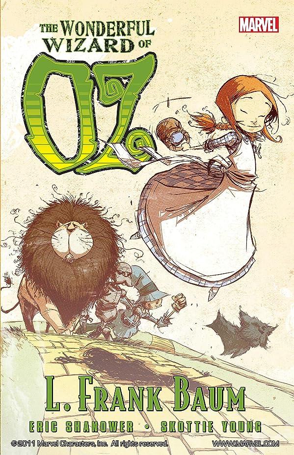 キャンバス倍増鳴り響くOz: The Wonderful Wizard of Oz (English Edition)