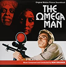 the omega man soundtrack vinyl