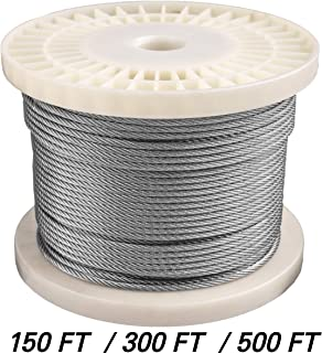 3 8 stainless steel cable strength