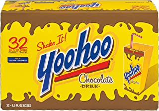 Mott's Yoo Hoo Drink Box, 6.5-Ounce Boxes (Pack of 32)