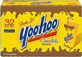 Yoo-hoo Chocolate Drink, 6.5 Fl Oz (Pack of 32)