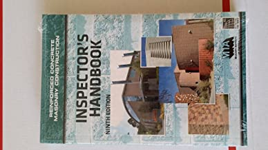 Reinforced Concrete Masonry Construction Inspector's Handbook, 9th Edition