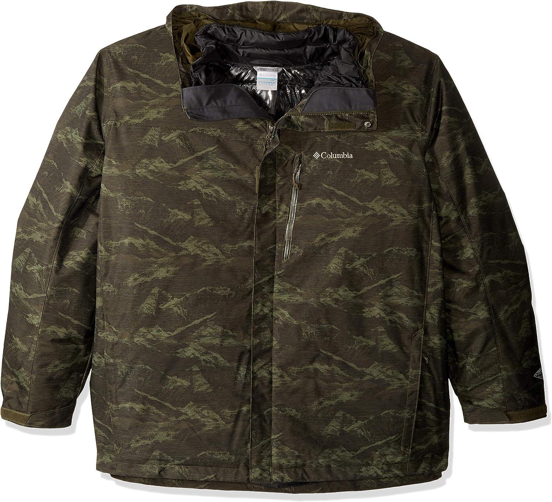 Columbia Men's Whiriibird Iii Interchange Phoenix Mall Japan's largest assortment Jacket