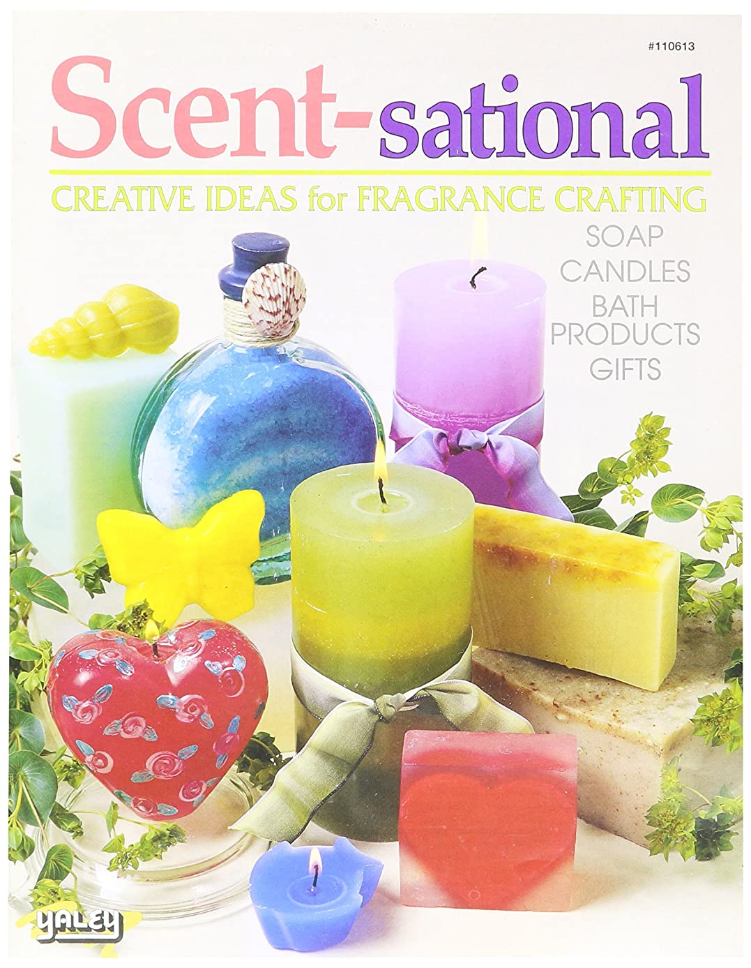 Yaley Books-Scent-Sational