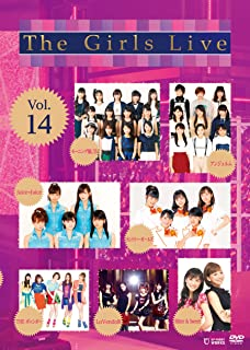 The Girls Live Vol.14 [DVD]