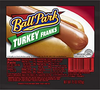 Best ball park franks turkey dogs Reviews