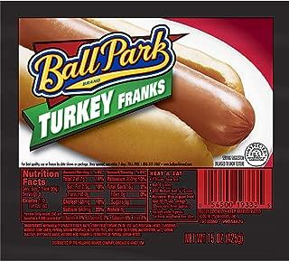 Best ball park turkey franks Reviews