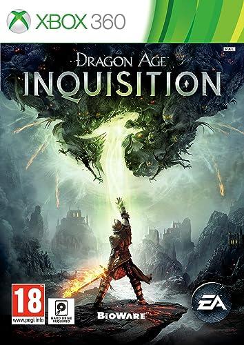 Dragon Age Inquisition (Xbox 360 PAL version)