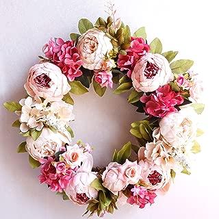 wedding laurel wreath
