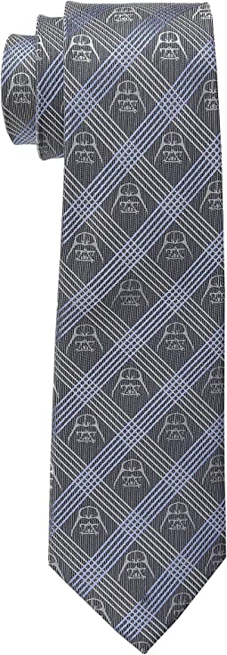 Star Wars™ Darth Vader Plaid Tie