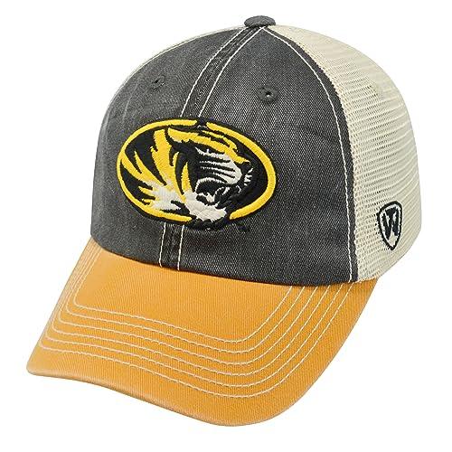 premium selection aced7 3278c Youth Missouri Tigers Mizzou Trucker Hat
