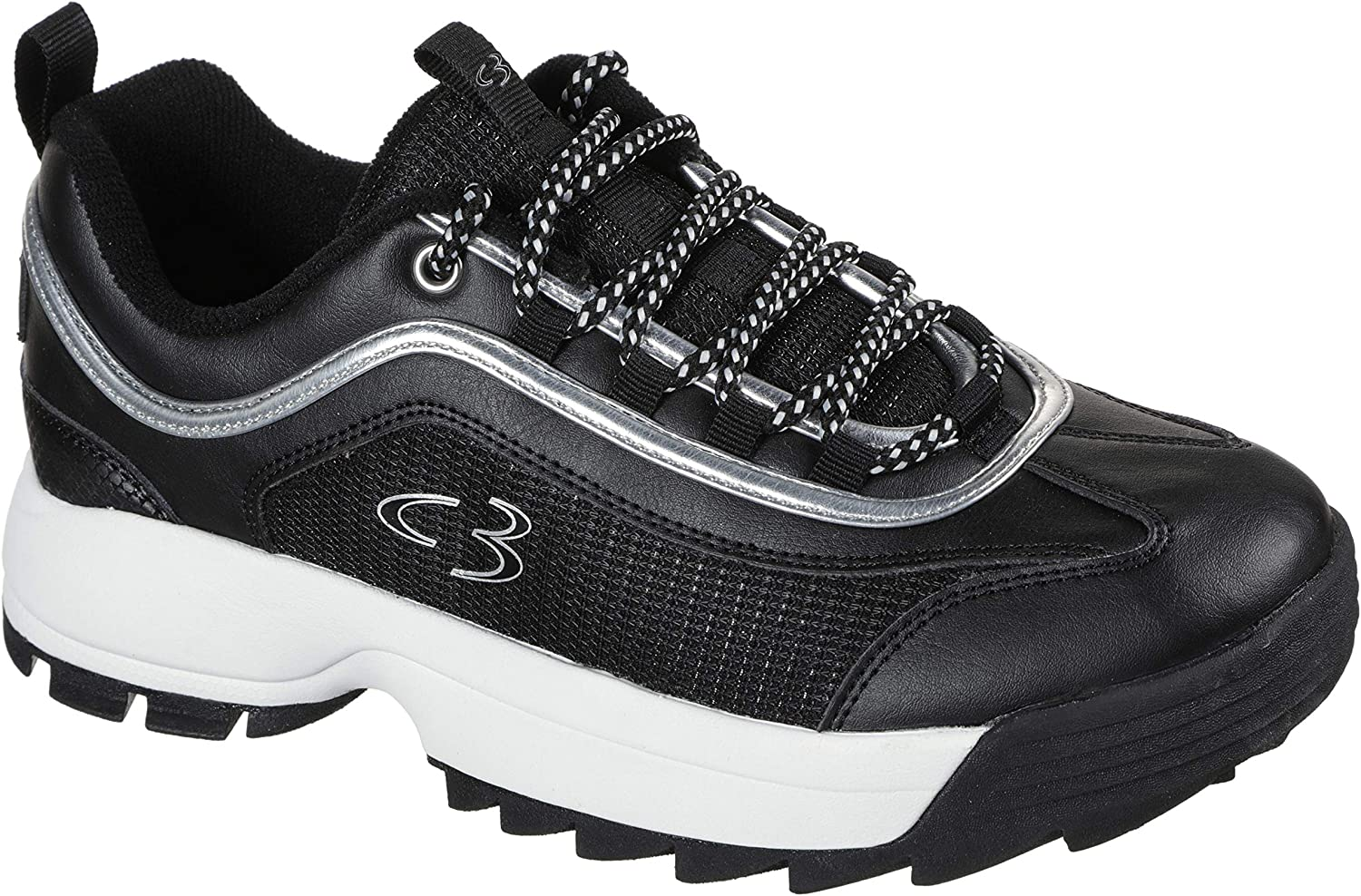 Concept 3 by Skechers Women's Limited time sale Fresh Sneak Beyond Fashion Lace-up depot