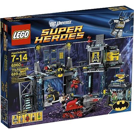 2014 LEGO DC COMICS SET #76013 BATMAN:THE JOKER STEAM ROLLER NIB XMAS RARE!!!