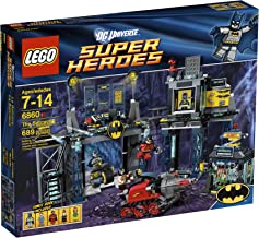 Best lego super heroes the batcave 6860 Reviews