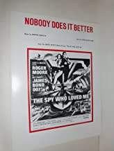 Best nobody does it better sheet music Reviews