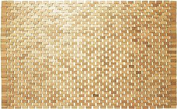 Sealskin Badteppich Woodblock Holz 52 X 90 Cm Gwenconorte