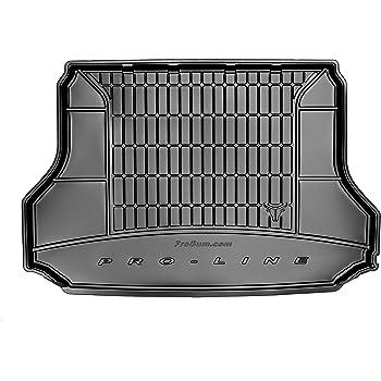 2014 - in Poi rmg-distribuzione Tappeto Baule per X-Trail Versione Tappetino in Gomma per Bagagliaio Baule Auto ritagliabile Misura 130 x 120 cm RMG25 R25S0608